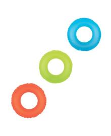 Круг надувной Jilong Neon Frost 61 см (в ассорт)