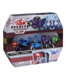 Игровой набор Spin Master Bakugan 4 Armored Alliance с оружием (в ассорт)