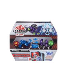 Bakugan Armored Alliance: Боевой набор из четырех бакуганов с оружием