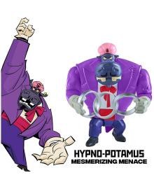 "TMNT Фигурка серии ""Эволюция Черепашек-Ниндзя"" - ГИПНО-ПОТАМУС"