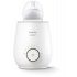 Быстрый подогреватель бутылочек электрический c функцией разморозки молока Philips Avent Premium (SCF358/00), 8710103923091