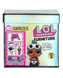 Игровой набор L.O.L. Surprise Комната Леди-Сплюшки 570035, 6900006553415