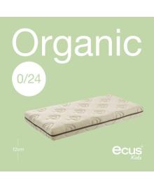 Матрас Ecus Kids Organic 120x60