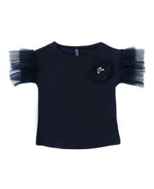 Блуза Smil Grandiose blue 114715