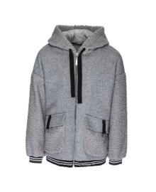 Куртка Mevis Fur Grey 3243