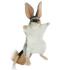 Мягкая игрушка на руку Hansa Билби Бандикут, ушастый сумчатый барсук, 35 см (7354)
