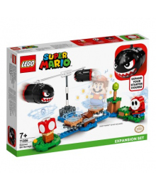 LEGO® Super Mario™ Обстрел Билла-Бумера.дополнительный уровень 71366