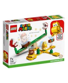LEGO® Super Mario™ Дрифт-заезд с растением-пираньей.дополнительный уровень 71365