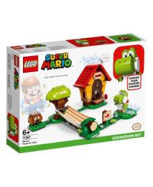 LEGO® Super Mario™ Дом Марио и Йоши.дополнительный уровень 71367