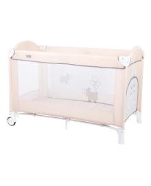 Кроватка-манеж FreeOn Hippo 38176, 2100080027428