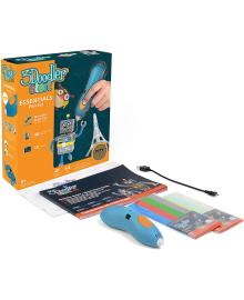 Набор 3Doodler Start Синяя ручка Креатив и 48 стержней (9SPSESSE2R)