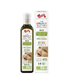 Оливковое масло детское Diva Oliva Extra Virgin for Babies, 250 мл
