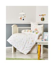 Постельное белье для младенцев Karaca Home - Sleepers 2018-1 ранфорс (2000022087018) SVTEX-2000022087018
