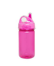 Бутылка для воды детская Nalgene Grip-n-Gulp розовая 350 мл.
