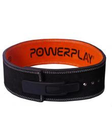 Пояс для тяжелой атлетики PowerPlay 5175 черно-оранжевый XS PP_5175_XS_Black