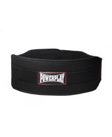 Пояс для тяжелой атлетики PowerPlay 5535 черный (Неопрен) L