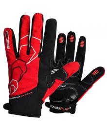 Велоперчатки PowerPlay 6556 С Красные XXL 6556C_XXL_Red