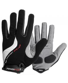 Велоперчатки PowerPlay 6554 C Черные XXL 6554C_XXL_Black