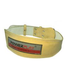 Пояс для тяжелой атлетики PowerPlay 5084 светло-коричневый L PP_5084_L
