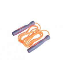 Скакалка PowerPlay 4204 оранжевая