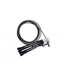 Скакалка скоростная PowerPlay 4202 черная