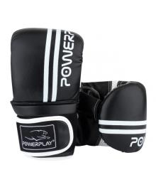 Снарядные перчатки PowerPlay 3025 черно-белые L PP_3025_L_Black/White