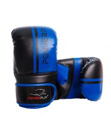 Снарядные перчатки PowerPlay 3025 черно-синие L PP_3025_L_Blue/Black
