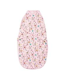 Пеленка-кокон Smil Lama Pink, р. 56-62 119833, 4824039153010, 4824039153027