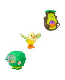 Погремушка Fisher-Price Mattel Удивительные зверушки (в ассорт)