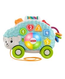 Интерактивная игрушка-каталка Fisher-Price Linkimals Ежик (рус)