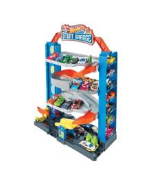 Игровой набор HotWheels Garage&Cаr