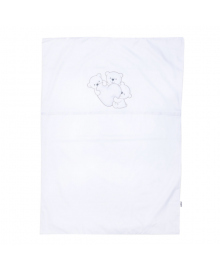 Комплект постельного белья Puer Cuore White 3 ед