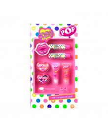 Markwins POP: Набор блесков для губ