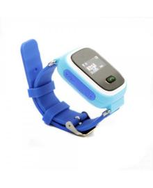 Детские телефон-часы с GPS трекером GOGPS ME K11 Синие GoGPSme