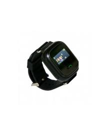 Детские телефон-часы с GPS трекером GOGPS ME K11 Черные GoGPSme