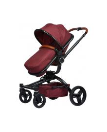 MIGILONG Универсальная коляска 2в1 V-Baby Miqilong X159 красная (X159-05)