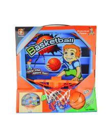 Игрушка баскетбол мяч и корзина, в коробке 30*29*4 см Shantou Jinxing plastics ltd