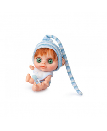 BERJUAN Кукла пупс БЭБИ БИГГЕРС с запахом ванили 14 см (CASTANO)
