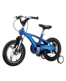 Детский велосипед Miqilong YD Синий 14` MQL-YD14-Blue