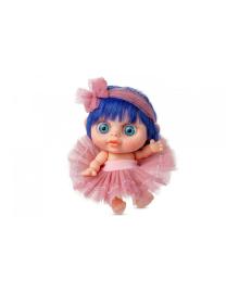 BERJUAN Кукла пупс БЭБИ БИГГЕРС с запахом ванили 14 см (AZUL)