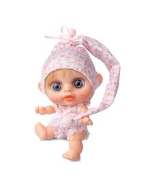 BERJUAN Кукла пупс БЭБИ БИГГЕРС с запахом ванили 14 см (RUBIO)
