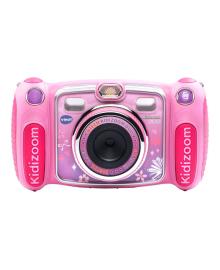 VTECH KIDIZOOM Детская цифровая фотокамера - DUO Pink