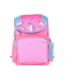 Рюкзак Upixel Super class school Unicorn-Розовый