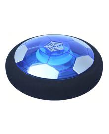 Аэромяч со светом для домашнего футбола -14см - на аккумуляторе