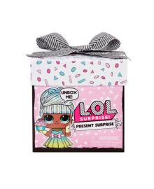 Игровой Набор L.O.L. Surprise! С Куклой Серии Present Surprise - Подарок (570660)