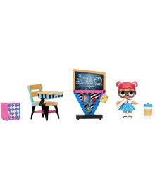 Игровой Набор L.O.L. Surprise! С Куклой Серии Furniture S2 - Класс Умницы (570028)
