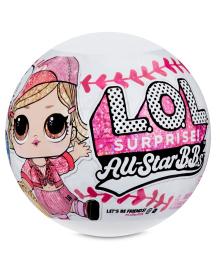 Игровой Набор L.O.L. Surprise! С Куклой Серии All-Star B.B.S - Спортивная Команда (570363)