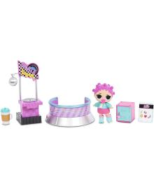 Игровой Набор L.O.L. Surprise! С Куклой Серии Furniture S2 - Роллердром Роллер-Леди (567103)