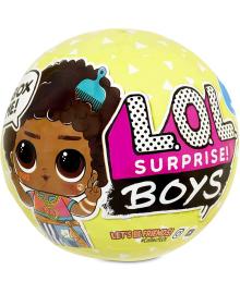 Игровой Набор L.O.L. Surprise! С Куклой S3 - Мальчики (569350)