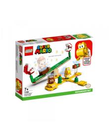 Конструктор Lego Super Mario Дрифт-Заезд С Растением-Пираньей. Дополнительный Уровень (71365)